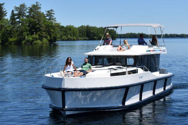 Le Boat Acheter Son Bateau Pour Le Fluvial