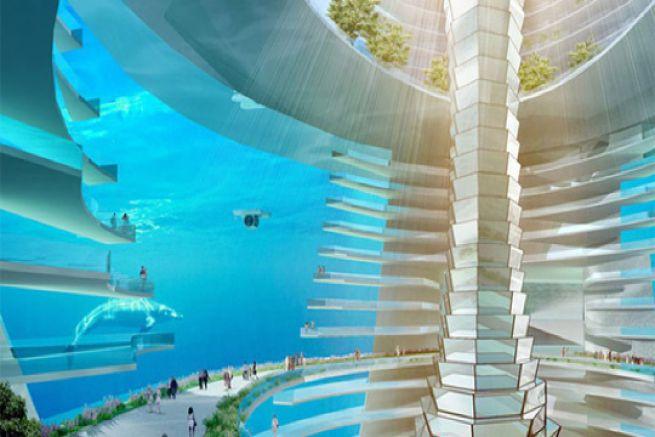 La ville sous marine ne serait plus une utopie - Architecture sous marine ...