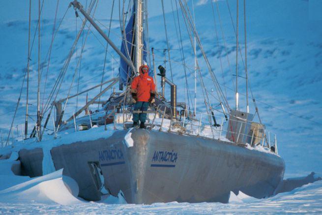 Antarctica, la première vie de Tara