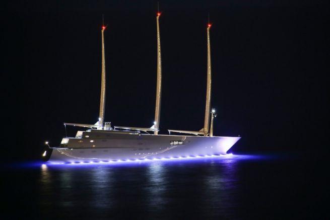 Le Sailing Yacht A
