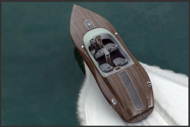 le raceline 26 un concept de bateau moteur inspir d. Black Bedroom Furniture Sets. Home Design Ideas