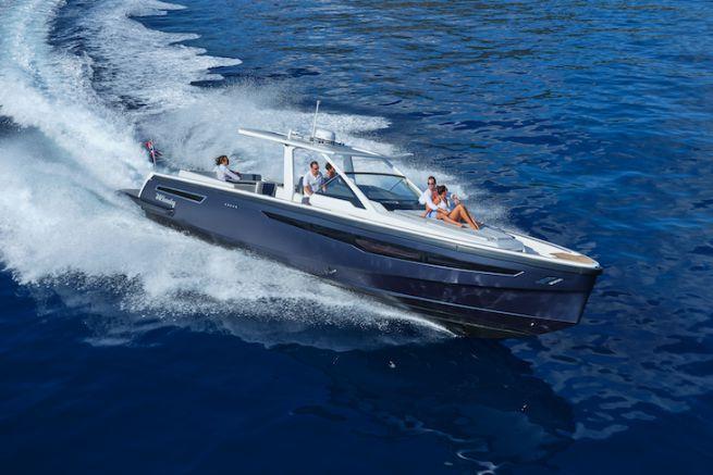 Windy SR44 Blackhawk : tender, chaseboat ou dayboat sportif