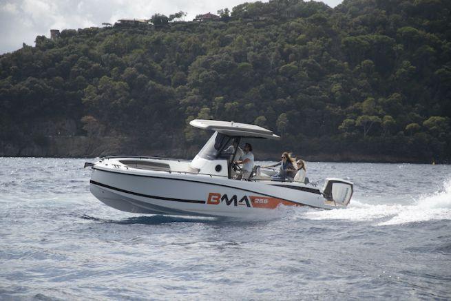 Le BMA X266