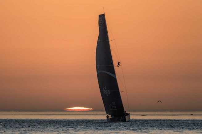 Sun Hung Kai Scallywag, Volvo Ocean Race