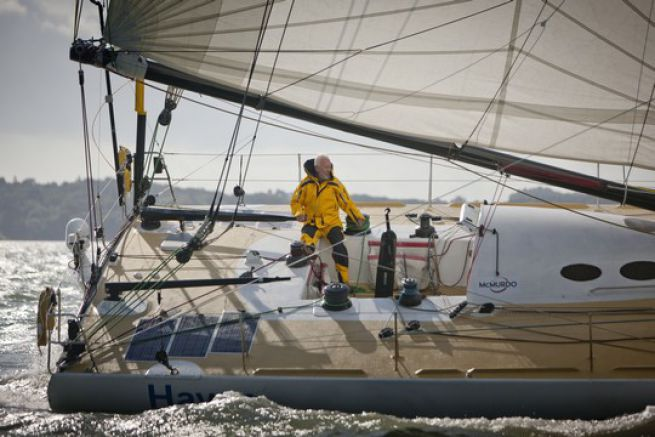 Robin Knox-Johnston - Grey Power