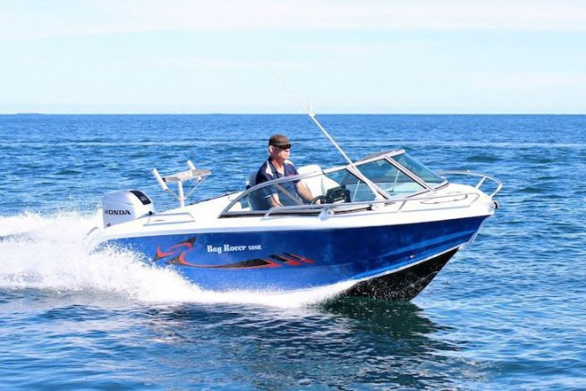 Le 498 Rover de Morningstar Boats