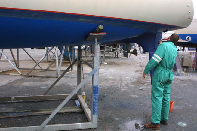 Accastillage diffusion, toutes les solutions antifouling
