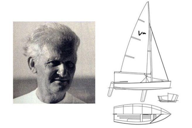 Jean-Jacques Herbulot et son célèbre vaurien