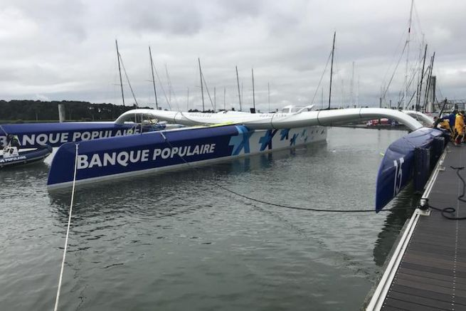 Maxi Banque Populaire IX