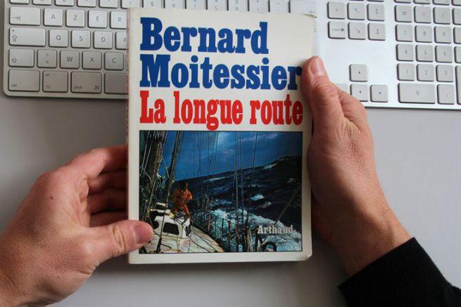 La longue route de Bernard Moitessier