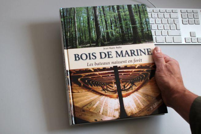Bois de Marine, Les bateaux naissent en forêt