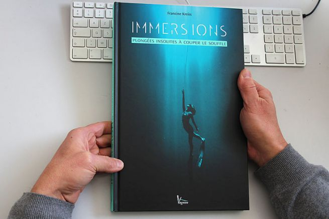 Immersions de Francine Kreiss