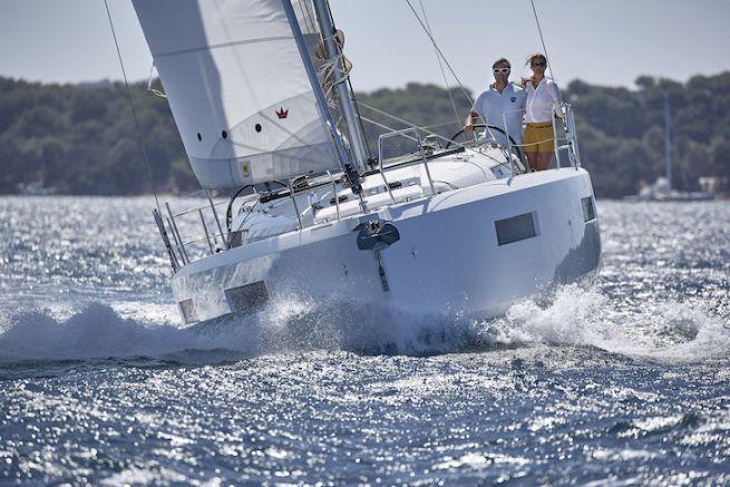 Le Jeanneau Sun Odyssey 440