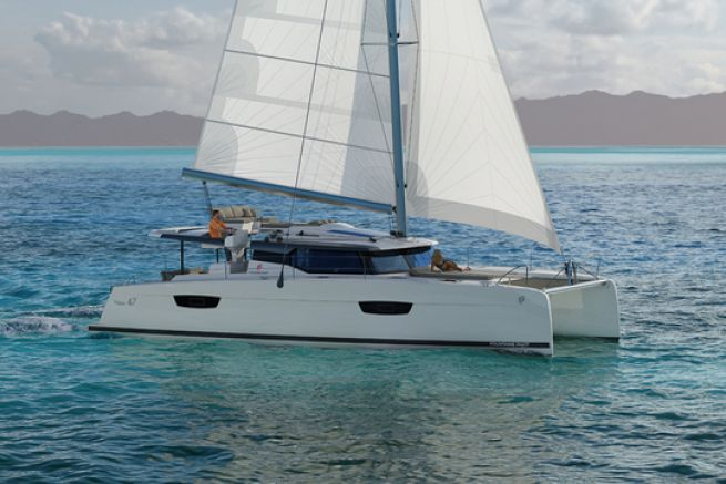 New 47 Fountaine-Pajot