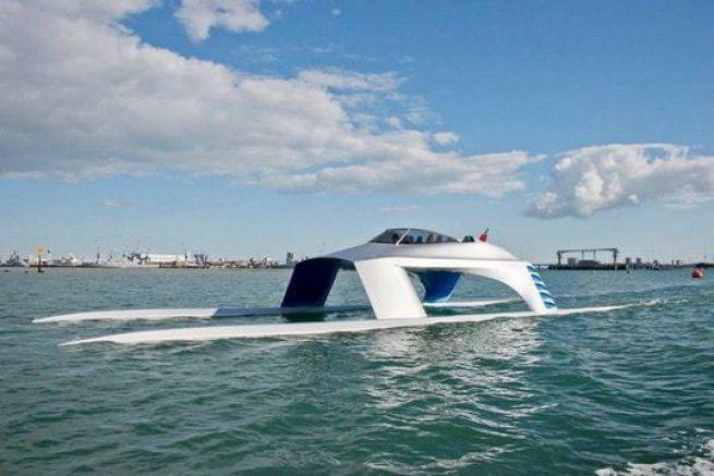 Le Glider Yacht Super Sport 18