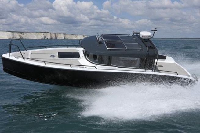 Le XO 270 RS Front Cabin