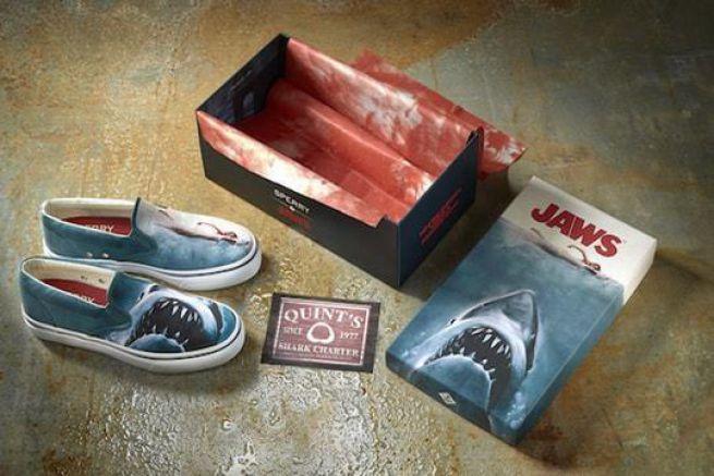 La collection édition limitée Jaws de Sperry