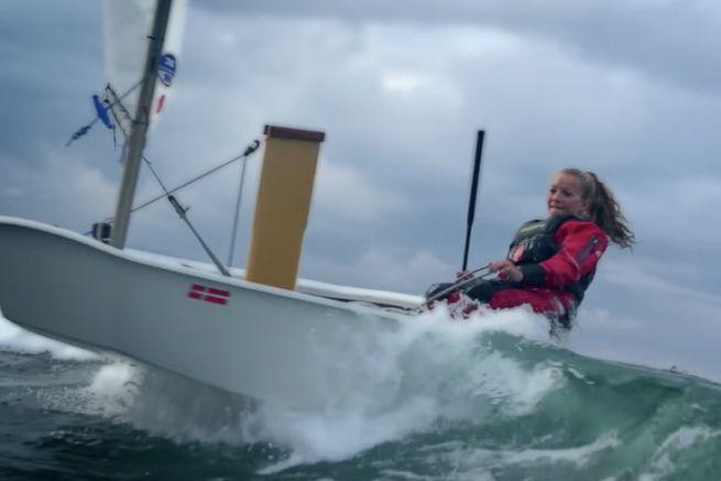 Optimism, vainqueur du Mirabaud Sailing Video Award