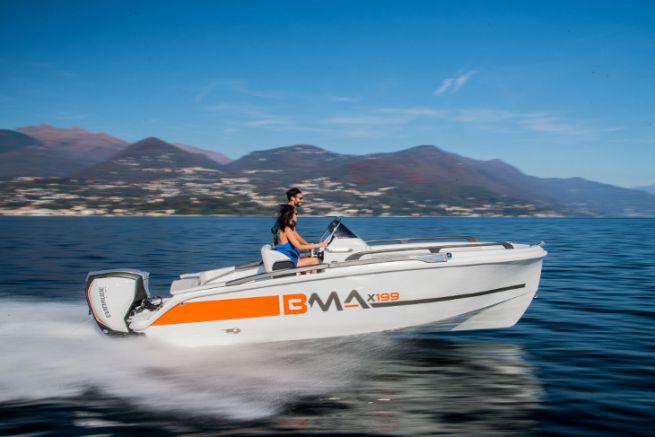 Nouveau BMA X199 de Rib Italy