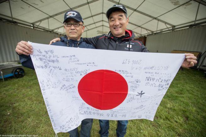 Softbank Team Japan
