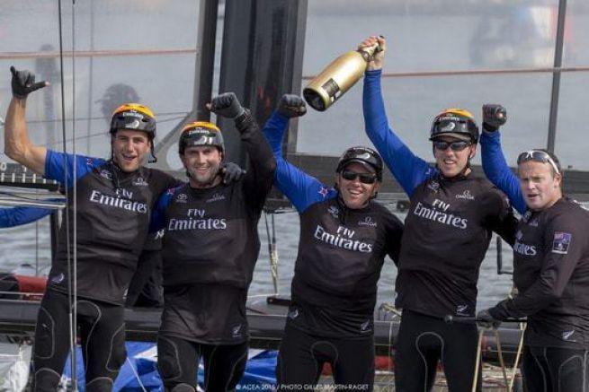 Les Kiwis remportent l'ACWS de Göteborg