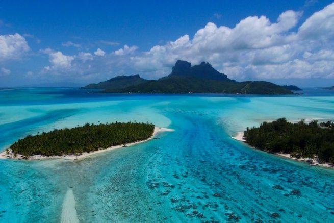 Bora-Bora, 9ème plus belle île du monde en 2017