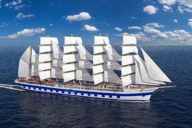 Le Flying Clipper, nouveau navire de la compagnie Star Clippers