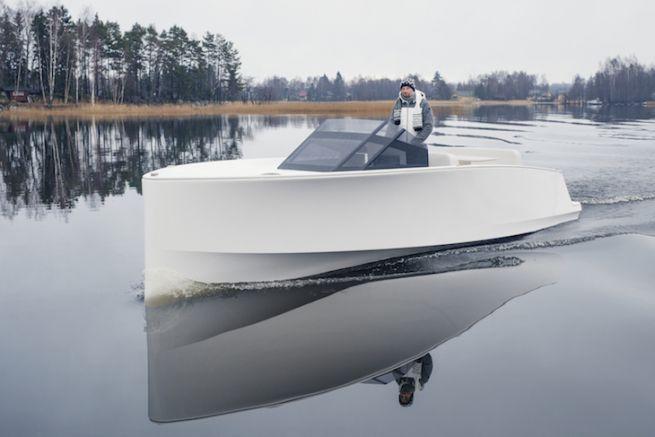 Le Q-30 de Q-Yachts, un dayboat 100 % éléctrique