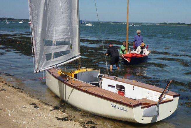 Faucoaldi 5.0 dans le Golf du Morbihan