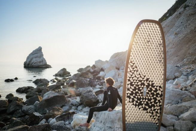 3CSup, une planche de paddle écologique en carton