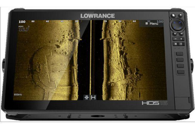 Premières images du nouveau Lowrance HDS Live