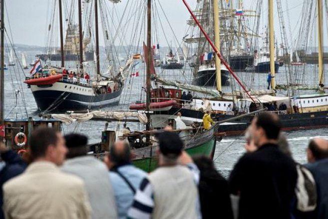 Les Fêtes Maritimes Internationales de Brest