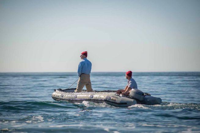 L'Odyssée, le film sur la vie de Jacques Cousteau