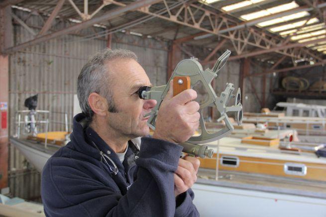 Philippe Péché, nouveau skipper PRB pour la Gloden Globe Race