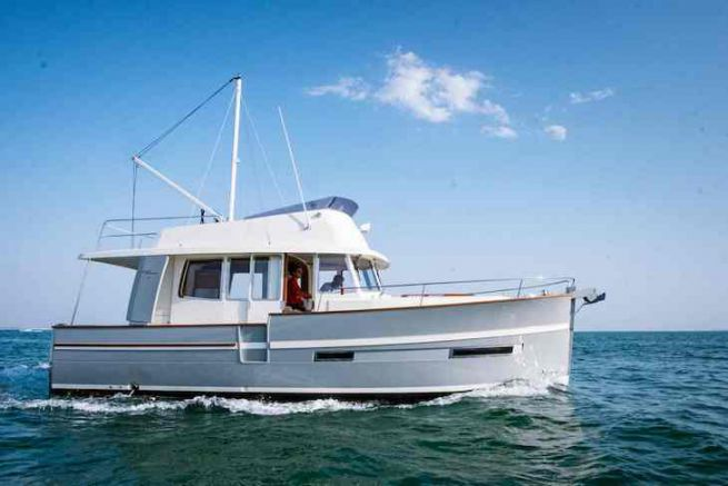 Le Trawler 34 de Rhéa Marine