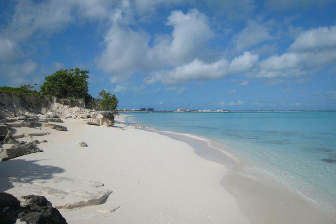 Grace Bay, Providenciales, Îles Turques et Caïques