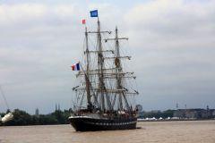 Le Belem, du navire école au patrimoine historique