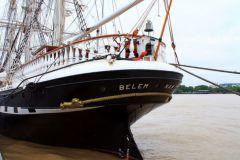 Le Belem, du navire de commerce au yacht de luxe
