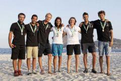 Les médaillées tricolores sur le Test Event de Rio