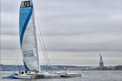 Le Mod 70, Race for the Water