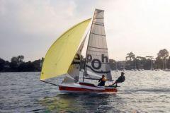 l'ePoH, le skiff qui révolutionne la pratique