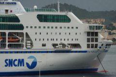 Un bateau de la SNCM