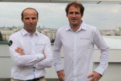 Transat Jacques Vabre, le duo Morgan Lagravière et Nicolas Lunven sur l'Imoca Safran