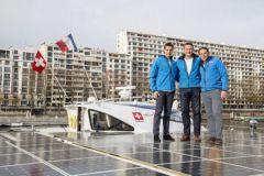 Race for Water à Paris pour la COP 21