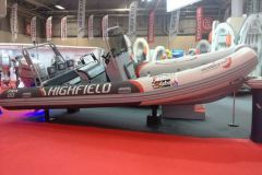 Offrez-vous un semi-rigide Highfield Vendée Globe Limited Edition