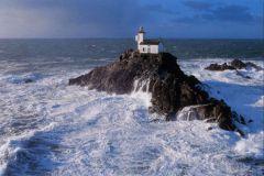 Le phare de Tévennec
