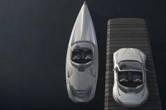 Le concept de Powerboat de Peugeot Design Lab