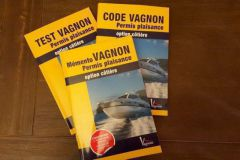 Codes Vagnon pour son permis plaisance option côtière