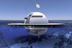 L'UFO, l'ovni flottant autonome