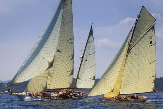 Voiles d'Antibes 2015